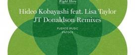 Hide Kobayashi Feat. Lisa Taylor - Right Here