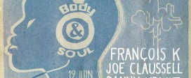 Body & Soul at Electric
