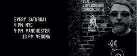 Steve Conry - Ten Lovers Music Radio