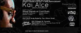 Mixed Signals Music 9 Year Anniversary